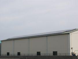 産業用(屋根)画像